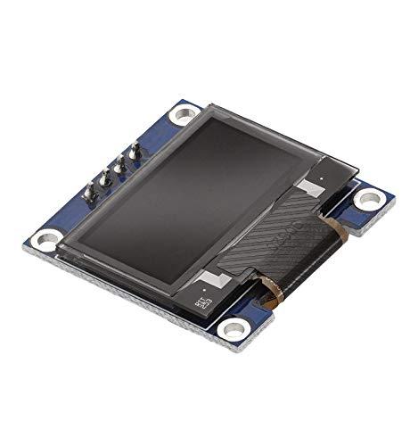 AZDelivery 0,96 Zoll OLED Display I2C SSD1306 Chip 128 x 64 Pixel I2C Bildschirm Anzeigemodul mit weißen Zeichen kompatibel mit Arduino und Raspberry Pi inklusive E-Book!