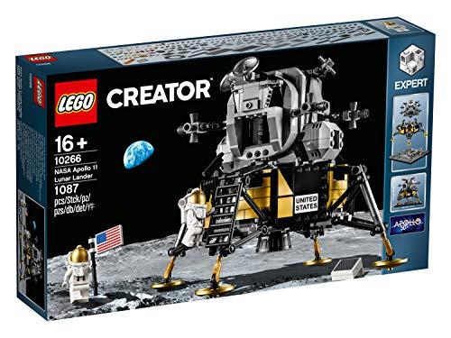 Lego 10266 Creator Expert NASA Apollo 11 Mondlandefähre