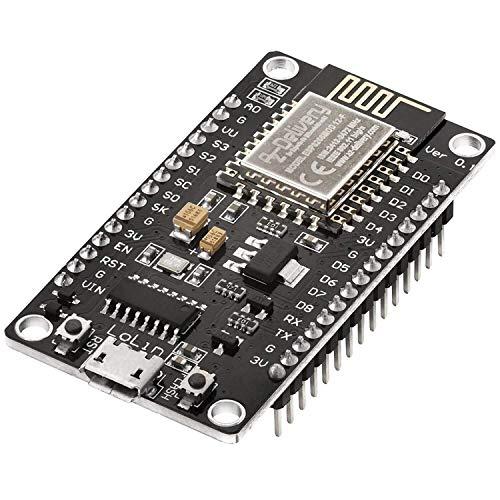 AZDelivery NodeMCU Lolin V3 Module ESP8266 ESP-12F WIFI Wifi Development Board mit CH340 kompatibel mit Arduino inklusive E-Book!
