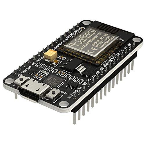 AZDelivery NodeMCU Amica Modul V2 ESP8266 ESP-12F WIFI Wifi Development Board mit CP2102 kompatibel mit Arduino inklusive E-Book!