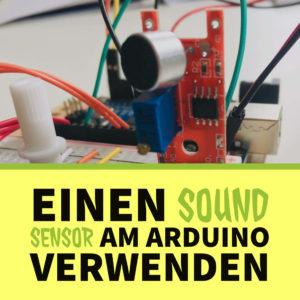 Sound Sensor am Arduino