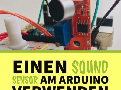 Sound Sensor on Arduino