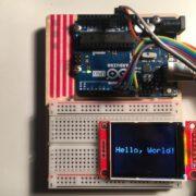 TFT Display am Arduino