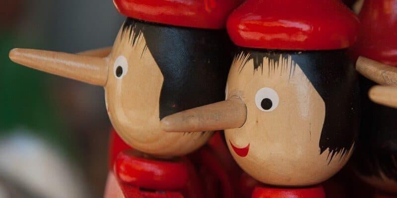 Pinocchio Quadratisch