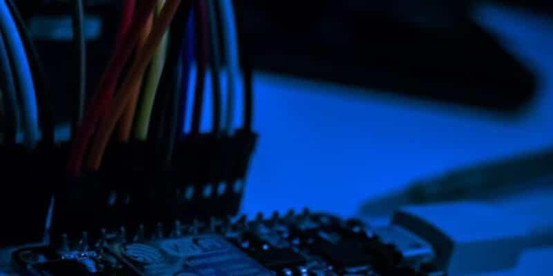 ESP8266 als Web Server verwenden