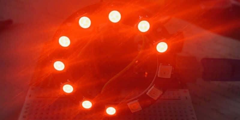 Neopixel RGB LED Ring