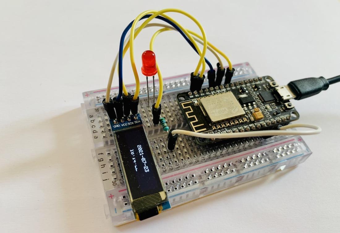 esp8266 programmieren