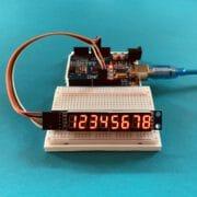 7-Segment-Anzeige am Arduino