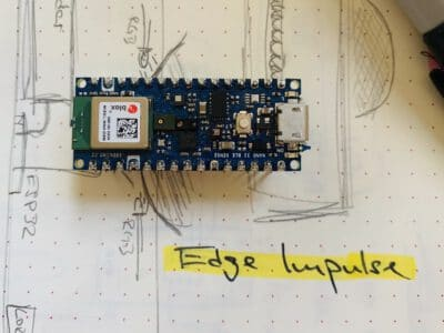 Arduino Nano 33 BLE Sense and Edge Impulse