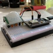 Silent Alarm with Telegram and the ESP8266