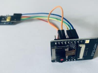 ESP32-Cam mit der Arduino IDE programmieren