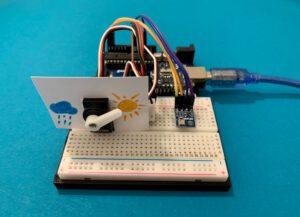 Arduino Wettervorhersage