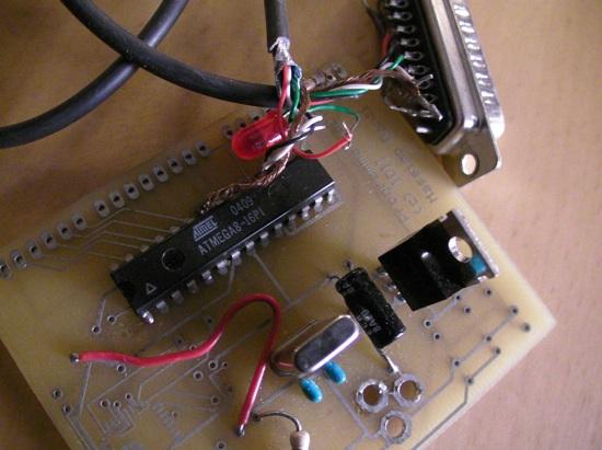 Der erste Arduino-Prototyp