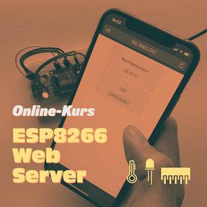 Kurs ESP8266 Web Server